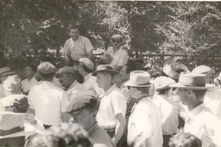 Micro Histórico: Las exposiciones anuales, una fiesta máxima tradicional e infaltable desde 1919