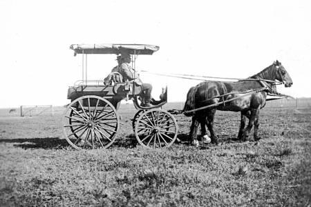 Micro Histórico: Adolfo Jencquel, el Presidente fundador de la Sociedad Rural