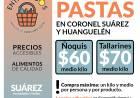 Miércoles de Pastas: Ñoquis y Tallarines