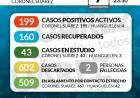 Situación de COVID-19 en Coronel Suárez - Parte 180 - 7/10/2020 23.50