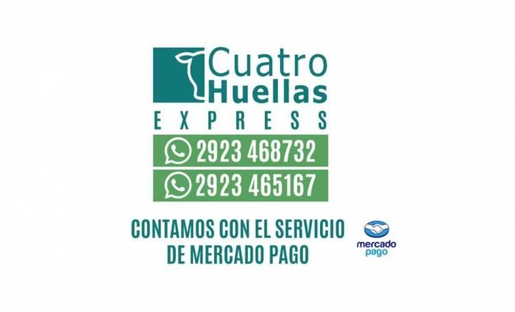 Cuatro Huellas Express