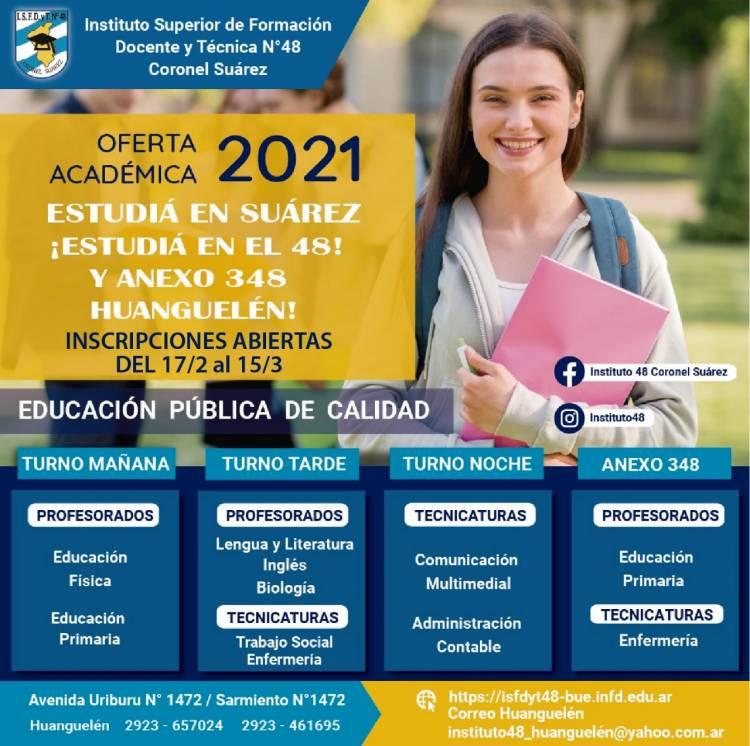 Marta Cimarosti: contamos con 11 carreras, mil alumnos y 180 profesores.