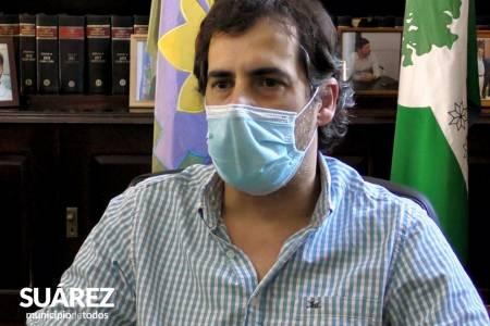 El doctor Rodrigo Gasteneguy fue designado como subsecretario de Salud