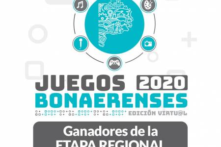 Juegos Bonaerenses 2020: Ganadores de la etapa regional