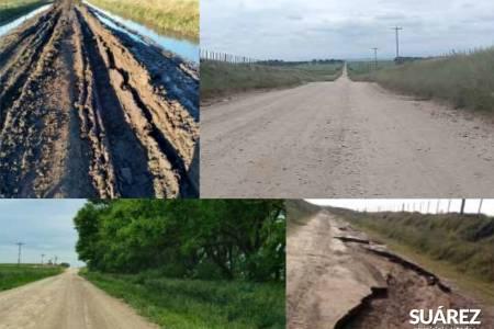 Financiamiento para la mejora de caminos rurales