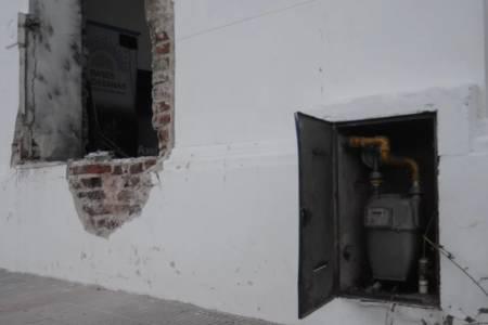 Fuerte explosión en un local de La Cámpora en Bahía Blanca