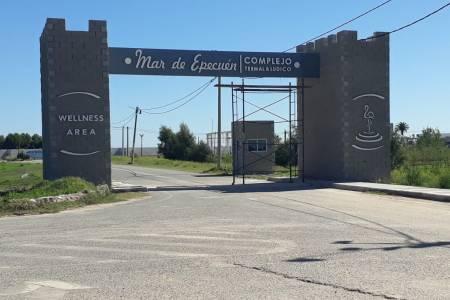 """Apertura en Carhué del Complejo Termal & Lúdico """"Mar de Epecuén"""""""
