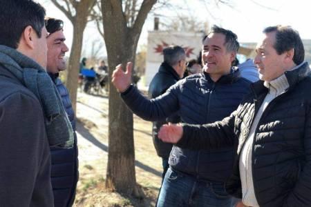 Encuentro del precandidato Pedro Rodríguez en Villa Arcadia para fortalecer el turismo